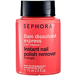 Sephora Instant Nail Polish Remover