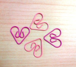 These adorable little paperclips brightened my office - and my day!