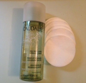 Caudalie Make-Up Remover Cleansing Water