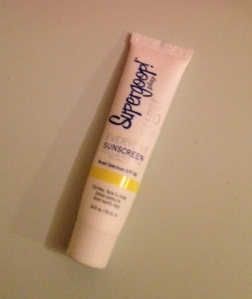 Supergoop Everyday Sunscreen