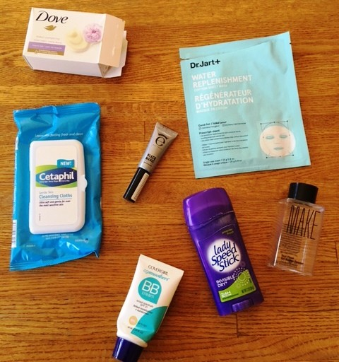 February & March 2016 Empties